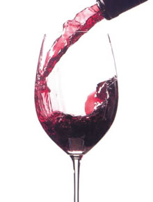 Wine Pleasures copa