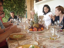 Wine Pleasures Reverse Trade Mission