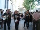 Street jazz band